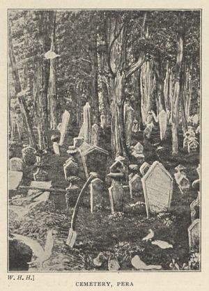 Cemetery, Pera