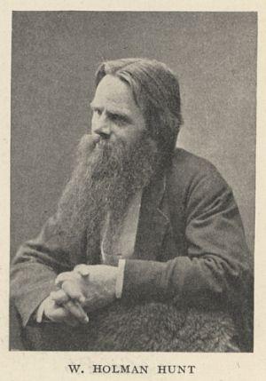 W. Holman Hunt