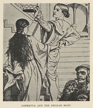 COPHETUA AND THE BEGGAR MAID