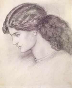 The Seed of David (study for head of Virgin)
