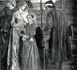 The Salutation of Beatrice