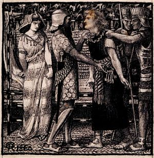 Joseph Accused before Potiphar