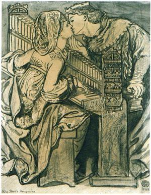 King René's Honeymoon