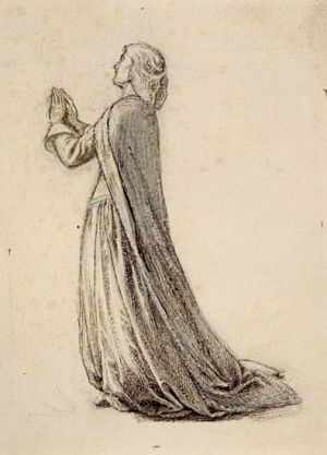 Prince's Progress (study for the frontispiece)