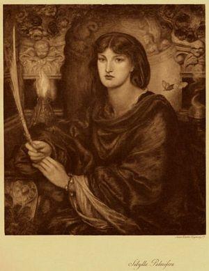 Sibylla Palmifera (Venus                         Palmifera.)