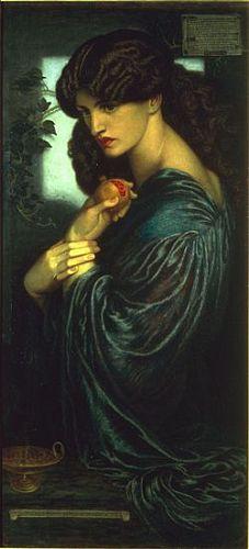 Proserpine (oil replica, seventh version)