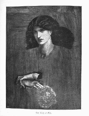 La Donna Della Finestra (The Lady of Pity.)