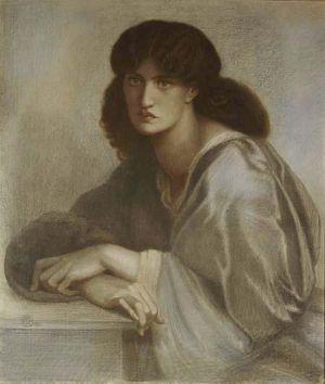 La Donna Della Finestra (drawing)