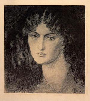 Jane Morris [print]