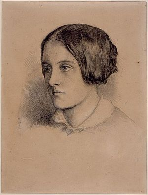 christina rossettis song The english poet christina georgina rossetti (1830-1894) wrote poems of love, fantasy, and nature, verses for children, and devotional poetry and prose christina rossetti was born on dec 5, 1830, in london, the youngest of the four remarkable rossetti children educated entirely at home, she spoke.