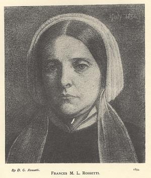 Mrs. Gabriele Rossetti