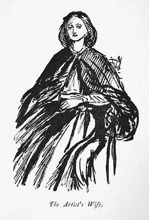 Elizabeth Siddal.