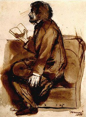 Tennyson Reading Maud