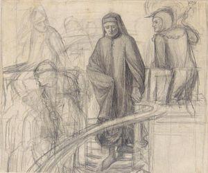 Dante at Verona