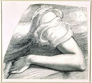Study of an Arm [Unidentified Portrait: 46]