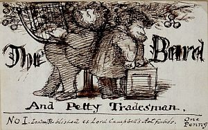 The Bard and Petty Tradesmen