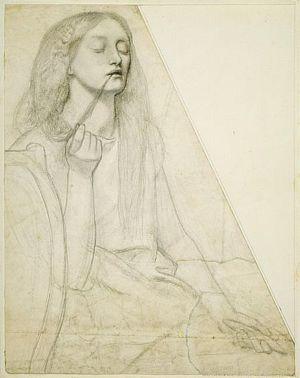 The Return of Tibullus to Delia (sketch)