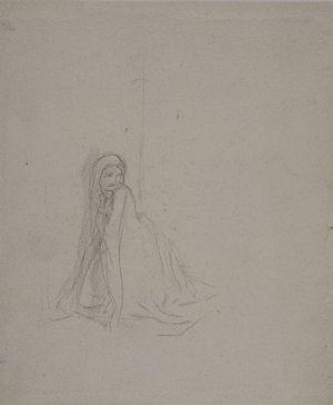 Crouching Female Figure
