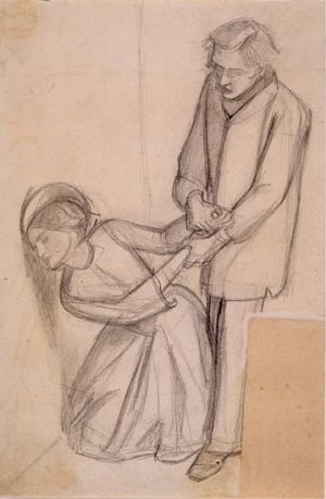 Found (study for the man and woman together)