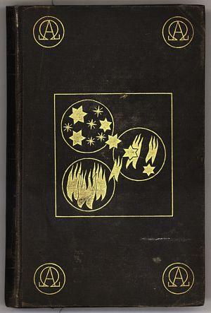 The Comedy of Dante Alighieri: Binding Design (1865)