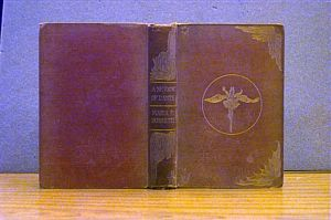Binding Design: A Shadow of Dante (1871)