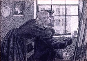 Fanny Cornforth and George Price Boyce