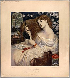 Lady Lilith [print]
