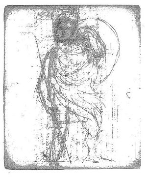 Study for the figure of Hector