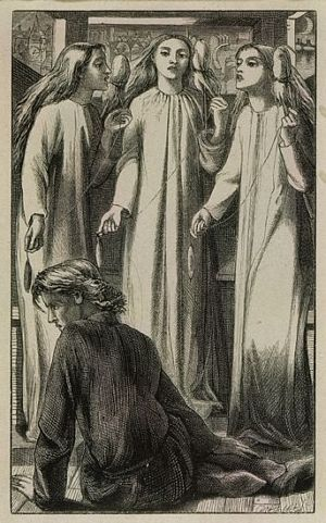 The Maids of Elfen-Mere