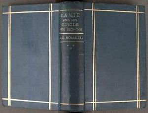 Binding Design: Dante and his Circle (1874)