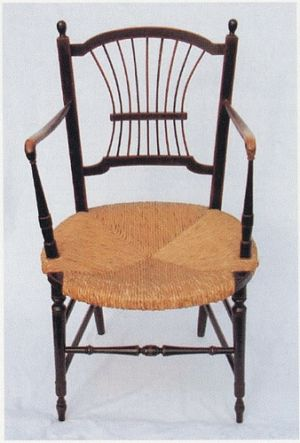 The Rossetti Armchair