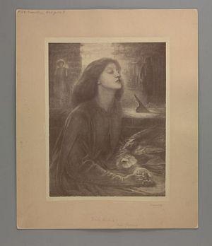 Beata Beatrix [print]