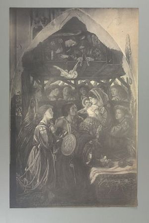 The Seed of David (the Nativity) [print]