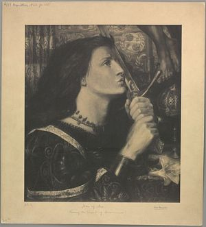 Joan of Arc [print]