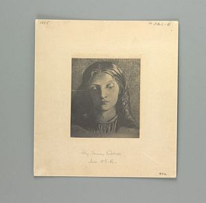 Elizabeth Siddal [print]