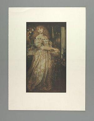 Lucrezia Borgia [print]