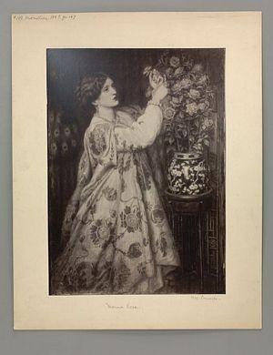 Monna Rosa [print]