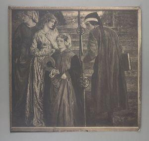 The Salutation of Beatrice [print]