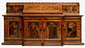 King René's Honeymoon Cabinet