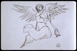 Angel with Censer