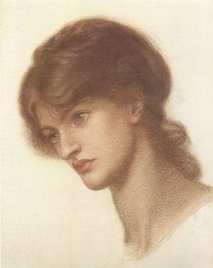 Maria Spartali (Mrs. Stillman)