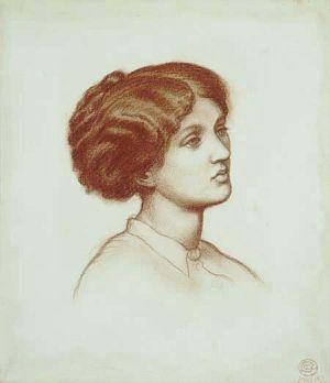 Portrait of Mrs. Frederick Leyland