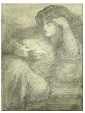Jane Morris, Reading