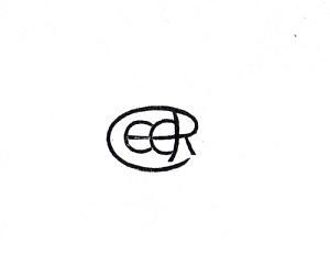 Monogram for Elizabeth Siddal