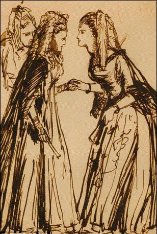 Eighteenth Century Ladies Meeting