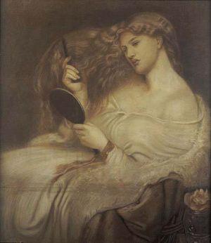 Lady Lilith (chalk study)