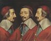 Page Images Available for Triple Portrait of Cardinal de Richelieu