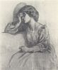 Page Images Available for Portrait of Mrs. William Morris